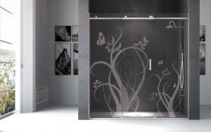 Decorados - Hispabaño, fabricantes de mamparas de ducha y baño