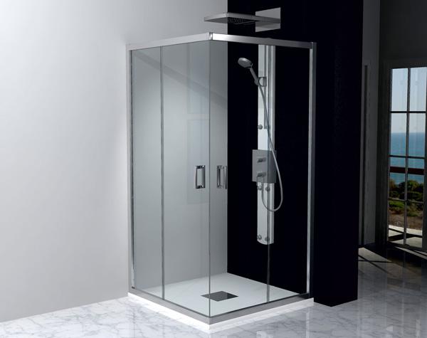 Mamparas de Ducha - Hispabaño, fabricantes de mamparas de ducha y baño