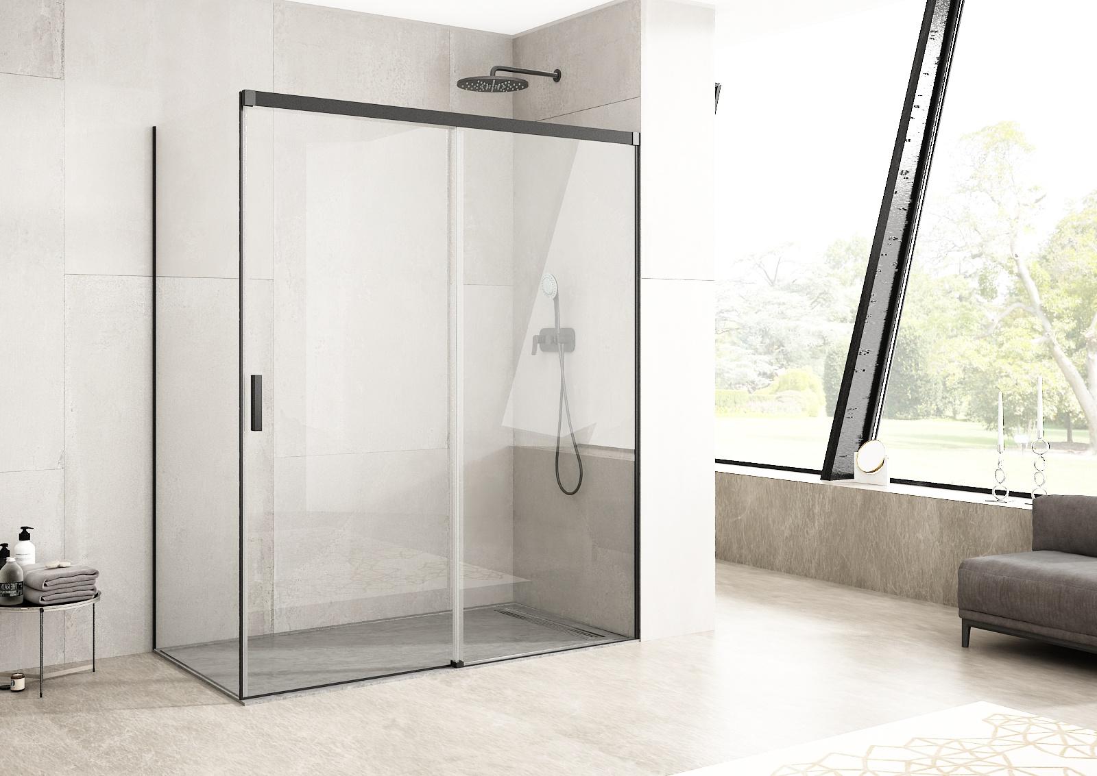 Mampara de ducha de diseño